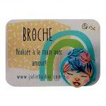 Petites broches -