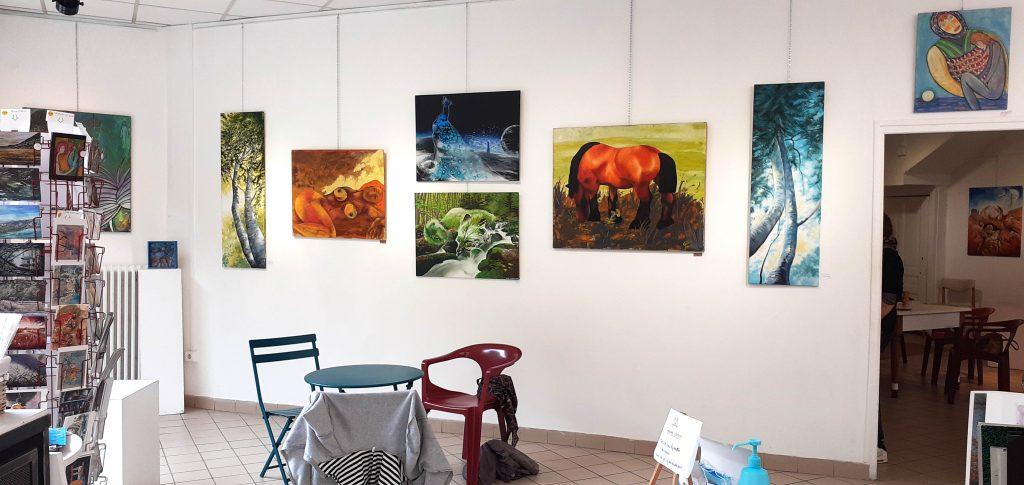 Expo été Galerie Art du Quai
